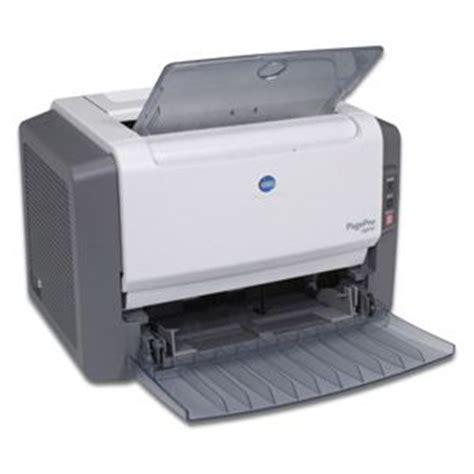 Printer Laser Warna Konica Minolta konica minolta pagepro 1350w laser printer driver gamervisit8