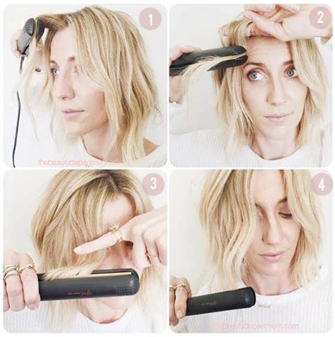 easy hairstyles using curling iron 17 best images about hair styling on pinterest flats