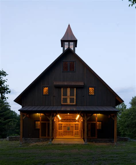 barn design ideas gentleman s barn farmhouse garage and shed new york