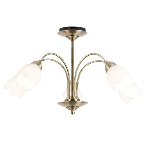 Range Ceiling Lights 124 Range 5 Light Ceiling Light Antique Brass