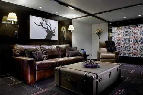 20 masculine interior design ideas