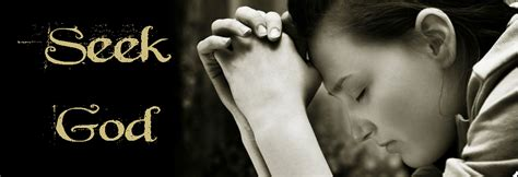 Seeking God i am enough because he is enough