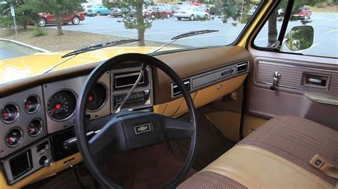 1978 Chevy Truck Interior by Sold 1978 Chevrolet Scottsdale Big 10 For Sale