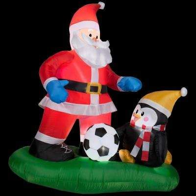 home depot inflatable outdoor christmas decorations christmas inflatables outdoor christmas decorations