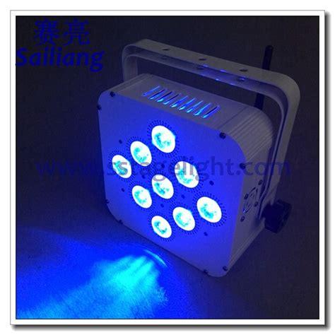 Wireless Can Lights by 9 18w Led Flat Par Can Light Wireless Dmx Buy Led Par Light 6in1 Led Par Light Flat Par Light