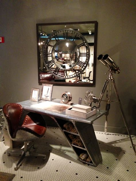 Restoration Hardware Airplane Desk by Office Table Made Of Airplane Wing Restoration Hardware