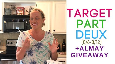 Behnaz Sarafpour At Target Part Deux by Target Couponing Part Deux Almay Coupon Giveaway