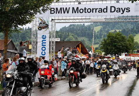Bmw Motorrad Days by Bmw Motorrad Days 2015 Ser 225 Em Cos Do Jord 227 O Motonline