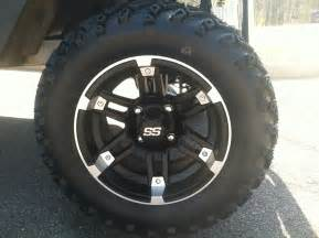 Golf Cart Tires And Rims Baracuda Tires King Of Carts Discount Used Wholesale