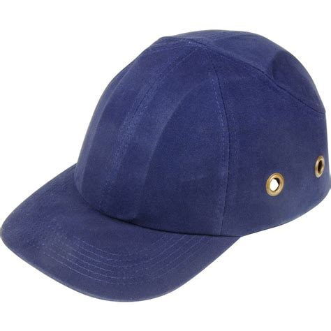 Bump Cap by Bump Cap Navy Toolstation