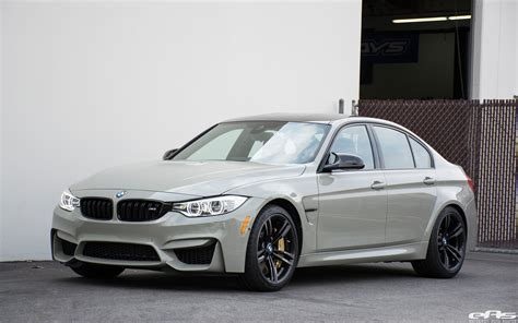 Fashion Grey Bmw F80 M3 Has A Fjord Blue Interior And It S