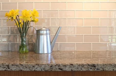 3x6 glass subway tile backsplash country cottage 3x6 glass subway tiles rocky point tile
