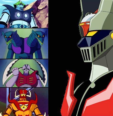 mazinger z doblaje wiki 1000 images about cartoon anime on pinterest mazinger