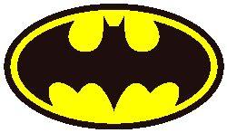 knitting pattern batman logo batman logo chart graph and row by row written