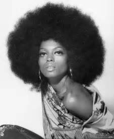 american 70 s hairstyles for 1970 diana ross years 70 s vintage afro fashion music show