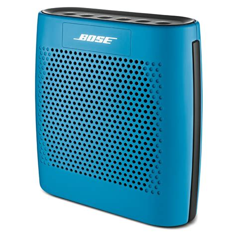 Bose Soundlink Bluetooth Speaker bose soundlink colour bluetooth speaker blue works with echo dot ebay