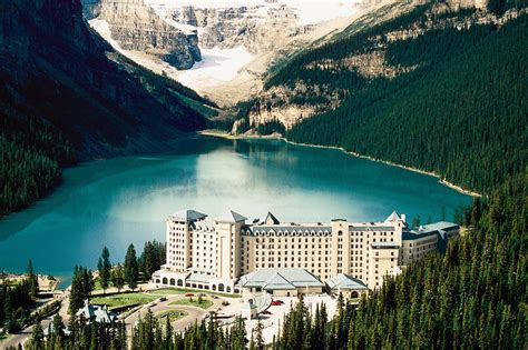 Lake Louise Lodge Chalet Cabin Rentals by Fairmont Chateau Lake Louise Canada Traveller Made