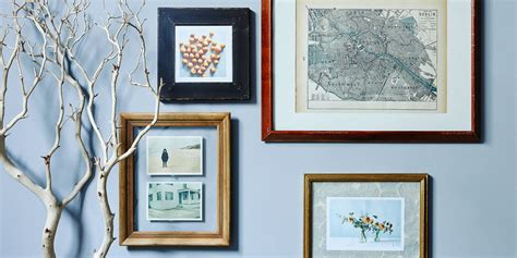 home interior picture frames 3 ways to frame that are actually affordable huffpost