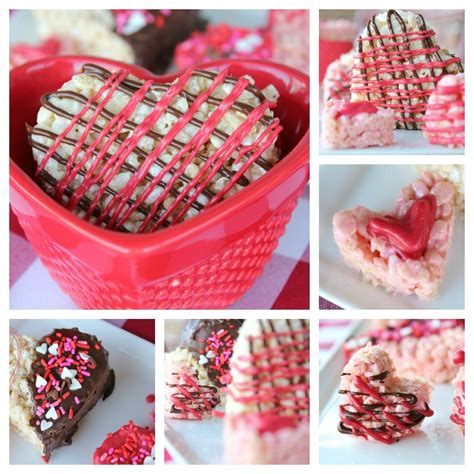 valentines treats recipes s rice krispies treats simply being