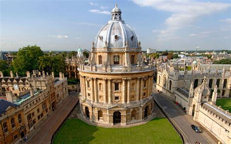 The Lighting Palace Bodleian Library Oxford University England Travel