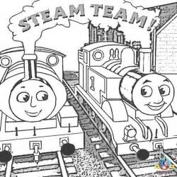 free coloring pages thomas percy james