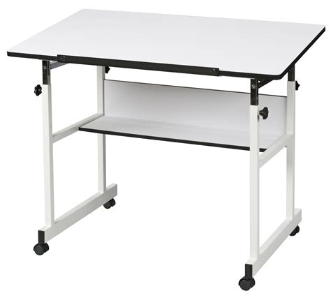 Inexpensive Drafting Table Drafting Tables Cheap Drafting Tables Drawing Tables Computer Furniture With Hann Dual Station