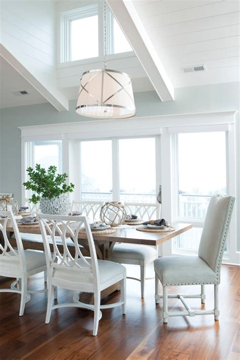 Beachy Dining Rooms by Style Dining Room Design Ideas Interior God
