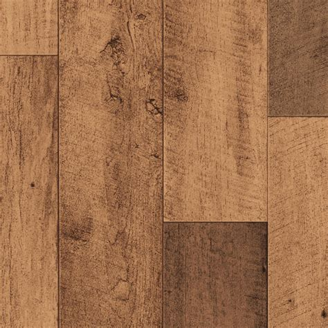 4.5MM EXTRA THICK VINYL FLOORING NATURAL WOOD PLANK EFFECT