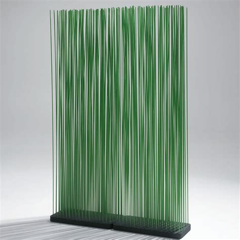 sticks folding screen room divider by extremis