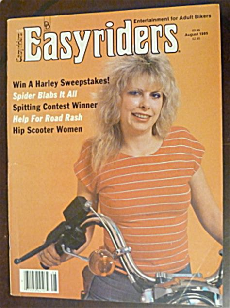 American Sweepstakes Publishers Phone Number - easyriders august 1985 spitting contest motorcycle at a date in time