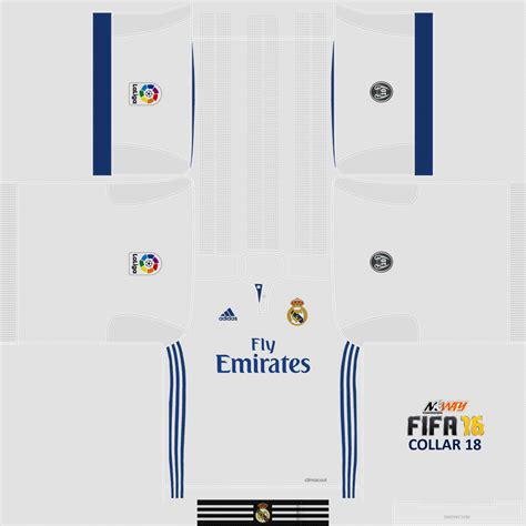 Patch Fifa 2016 For Madrid fifa 16 real madrid 2016 17 leaked kits by tunevi
