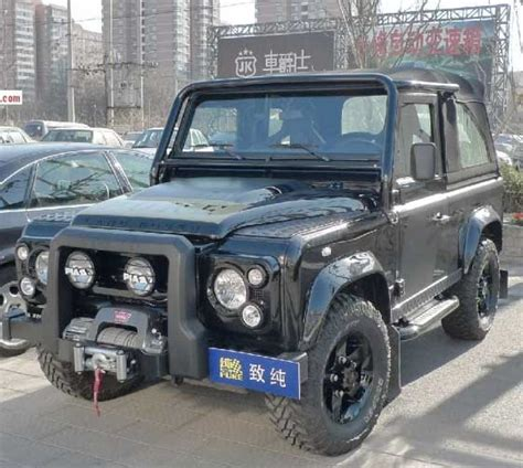 land rover defender svx land rover defender svx for sale images