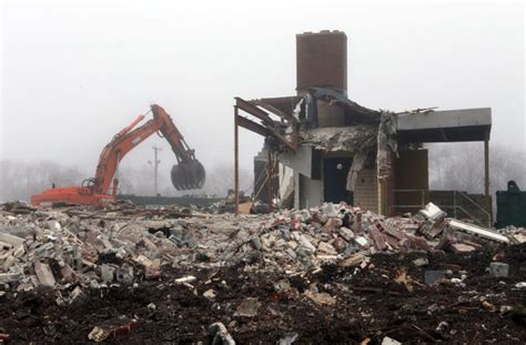 the press of atlantic city region section demolition ending on southernmost parkway service area