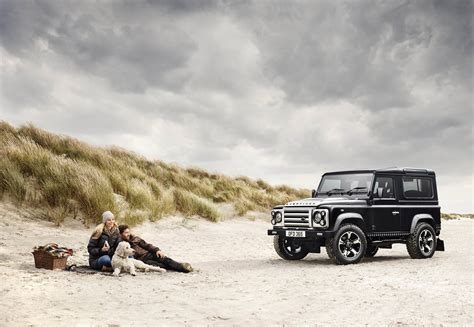 land rover overfinch overfinch marks defender s 40th anniversary with a special