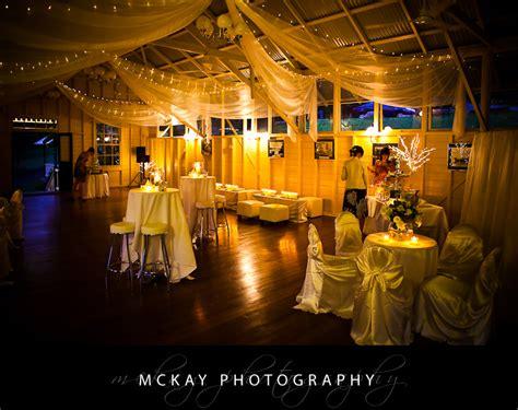 Aqua Dining Room mckay wedding photography sydney athol hall mckay