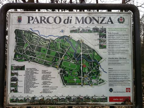 ingressi parco di monza inaugurazione primo infopoint al parco di monza