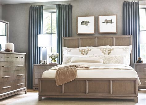 greige bedroom high line greige panel bedroom set 6000 4105k legacy classic