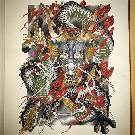 dragon tattoo vancouver bc 276 best images about japanese dragons snakes on pinterest