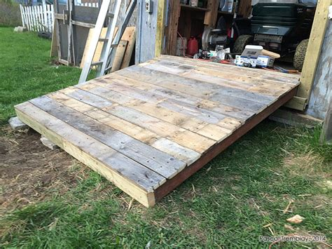 build shed ramp