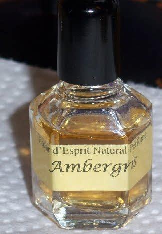 Parfum Ambergris 68 000 whale vomit michael bradley time traveler