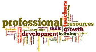 professional development for teachers just another