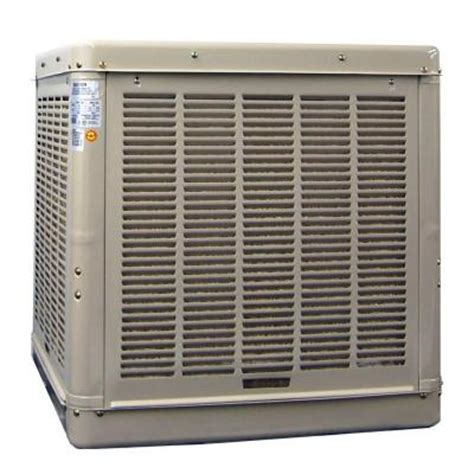 cost to install evaporative cooler on roof chion cooler 3000 cfm draft roof evaporative
