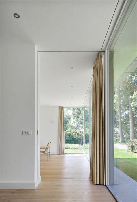 inset curtain rods 1000 ideas about ceiling curtains on pinterest ceiling