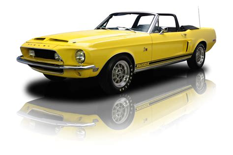 20mustang gt500kr 1968 ford shelby mustang gt500kr for sale collector and