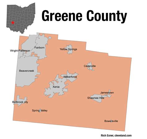 Greene County Oh Records Donald Thrives In Wealthy Growing Greene County Ohio Matters Cleveland