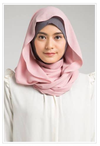 Jilbab Modern 2016 Model Kreasi Jilbab Modern 2016 Gaya Simple