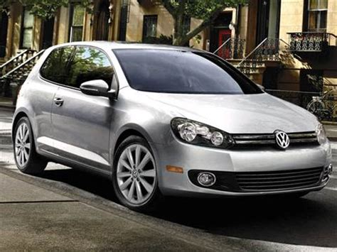 2012 volkswagen golf pricing ratings reviews kelley blue book