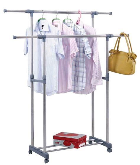Clothes Rack Hanger china retractable clothes rack stainless steel clothes