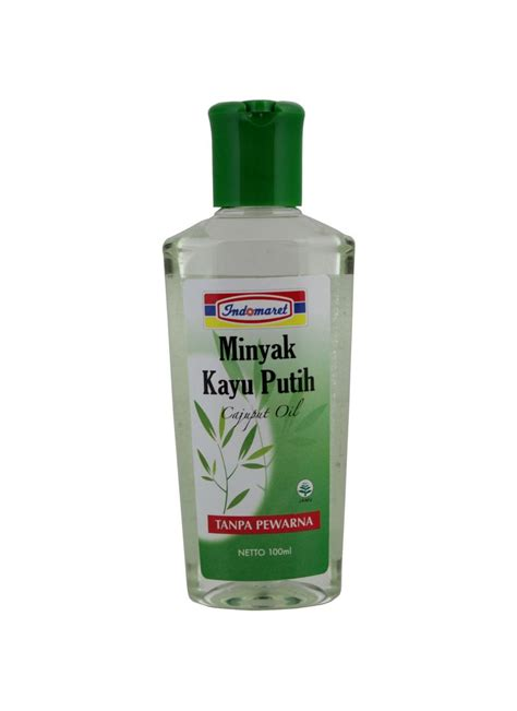 Distributor Minyak Kayu Putih indomaret minyak kayu putih btl 100ml klikindomaret