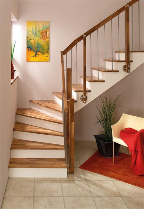treppen für dachboden treppe hauseingang design